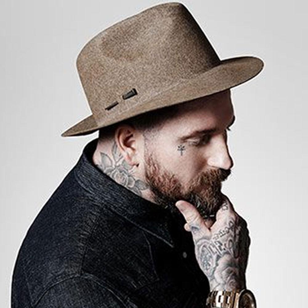 Vente de chapeau pour homme
